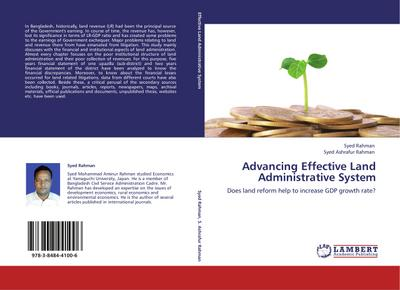 Advancing Effective Land Administrative System