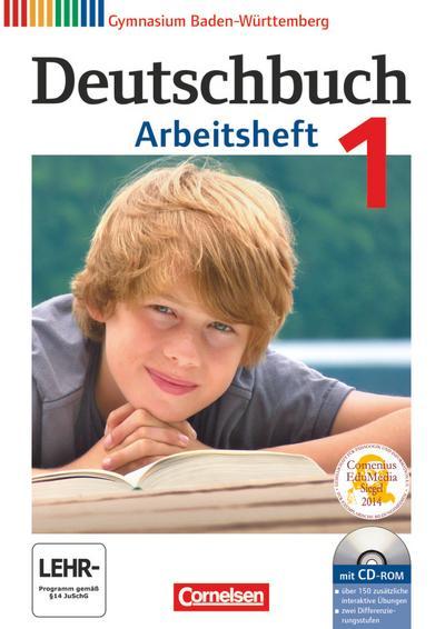 Deutschbuch Gymnasium - Baden-Württemberg - Neubearbeitung