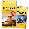 ADAC Reiseführer plus Toskana: mit Maxi-Faltk ...