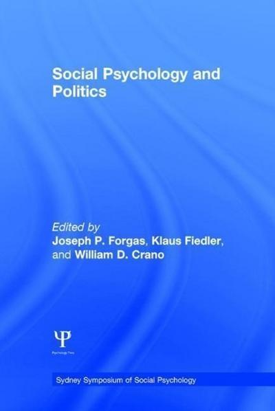 Social Psychology and Politics