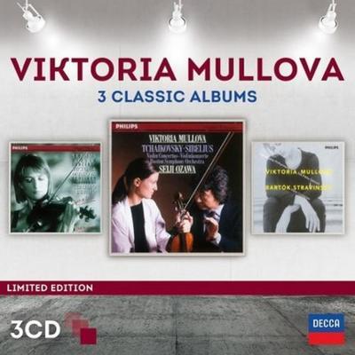 Viktoria Mullova-3 Classic Album (Ltd.Edt.)