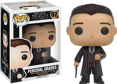 Pop Fantastic Beasts Percival Vinyl Figure