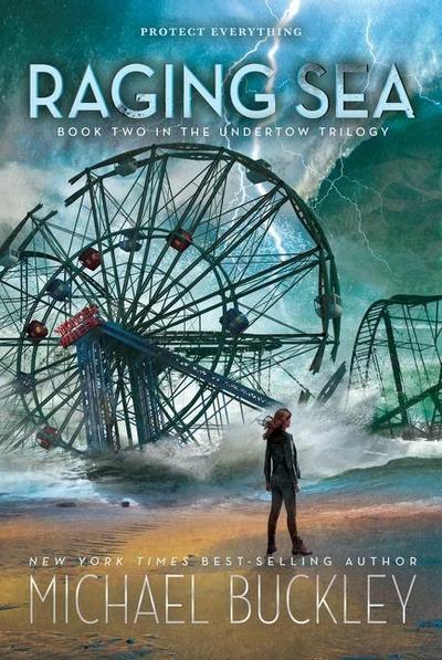 Undertow Trilogy - Raging Sea