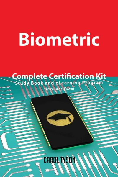 Biometric Complete Certification Kit - Study Book and eLearning Program