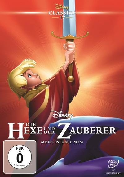 Die Hexe und der Zauberer - Merlin und Mim