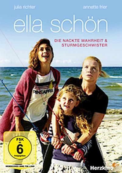 Ella Schön: Die nackte Wahrheit/Sturmgeschwister