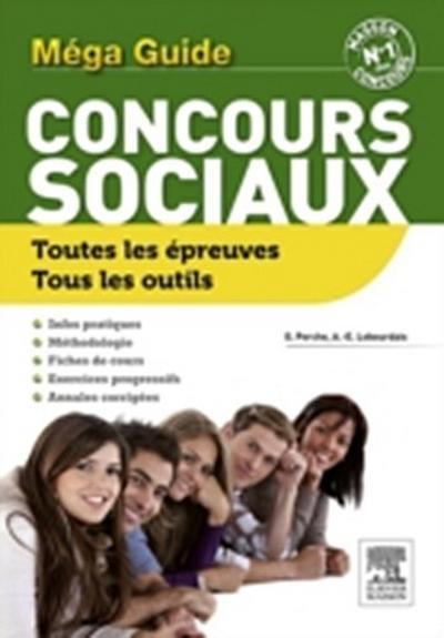 Mega Guide concours sociaux