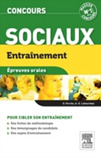 Entrainement Concours sociaux. Epreuve orale