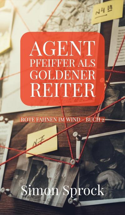 Agent Pfeiffer als goldener Reiter