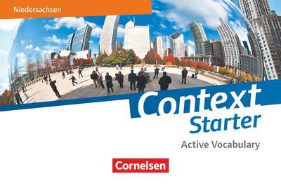 Context Starter - Ausgabe Niedersachsen G9 Vokabeltaschenbuch