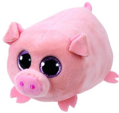 Curly, Schwein 10cm