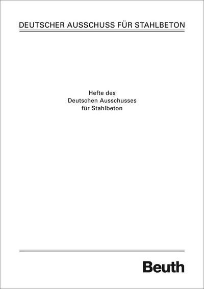 Hilfsmittel zur Berechnung der Schnittgrößen und Formveränderungen von Stahlbetontragwerken nach DIN 1045, Ausgabe Juli 1988