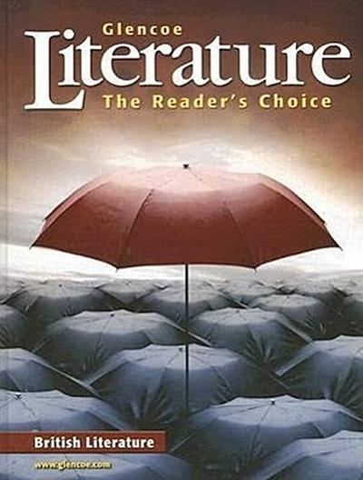 Glencoe Literature: The Readers Choice: British Literature