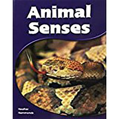 Rigby PM Shared Readers: Leveled Reader (Levels 9-11) Animal Senses