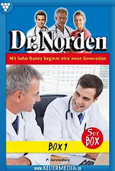 Dr. Norden 5er Box 1 – Arztroman