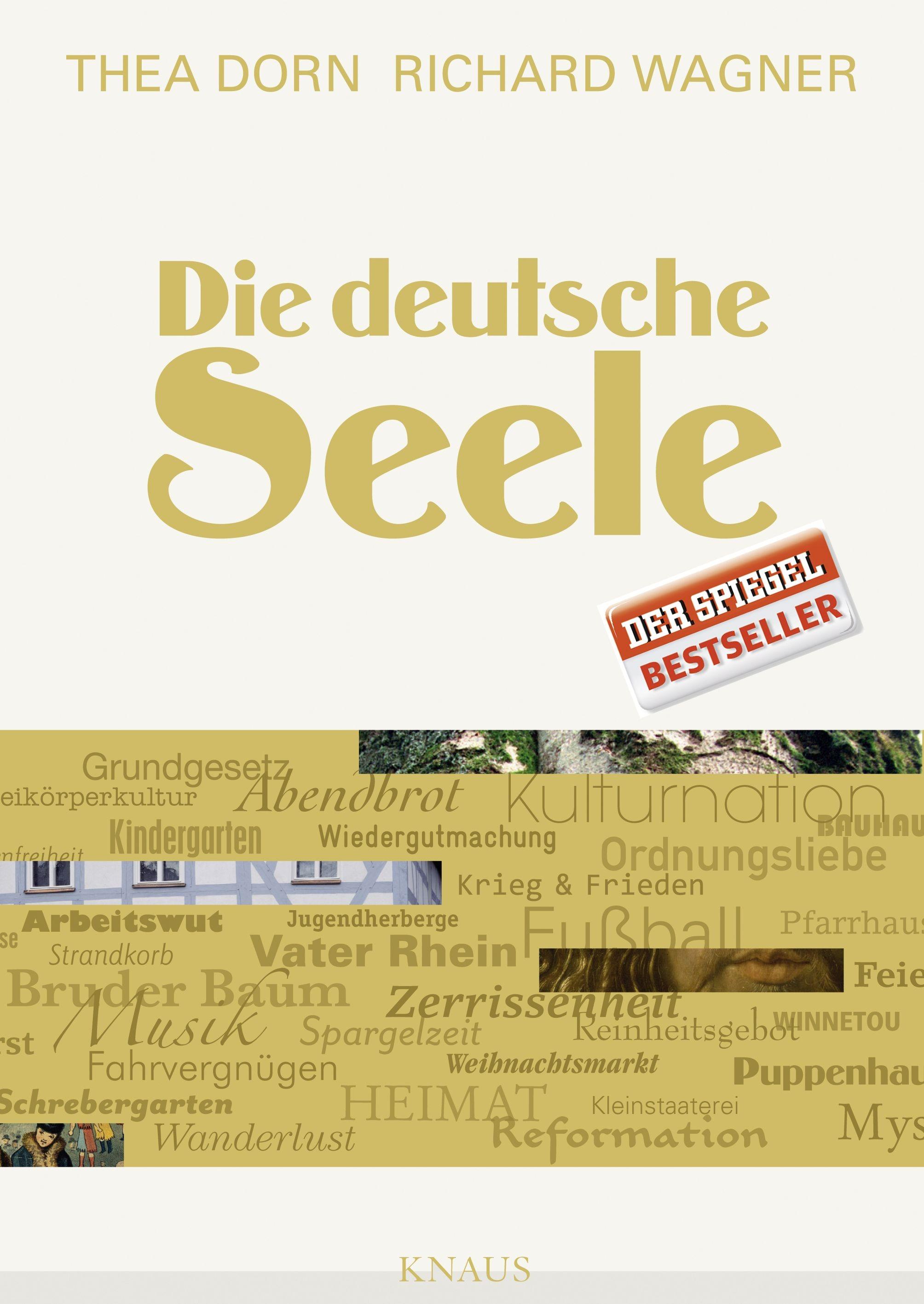 Die deutsche Seele Thea Dorn