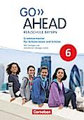 Go Ahead - Realschule Bayern 2017: 6. Jahrgangsstufe - Grammarmaster: Mit Selbstevaluation online und Lösungen