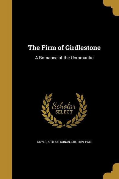 FIRM OF GIRDLESTONE