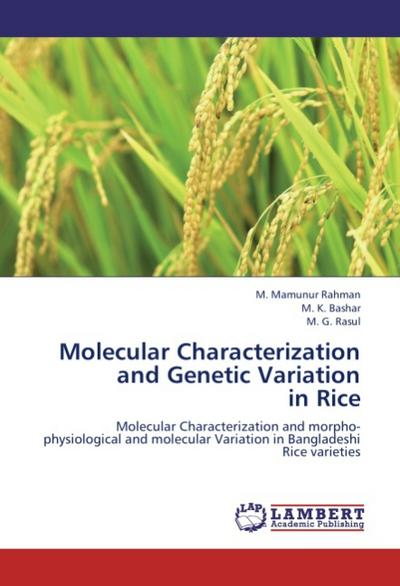 Molecular Characterization and Genetic Variation  in Rice