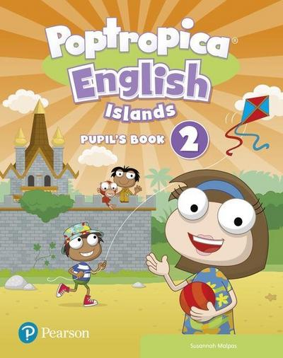 Poptropica English Islands 2 Pupil's Book