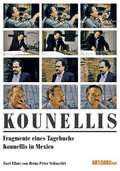 Kounellis - Fragmente eines Tagebuchs / Kounellis in Mexiko
