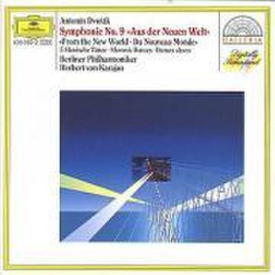Symphonie Nr. 9. Aus der Neuen Welt. Klassik-CD