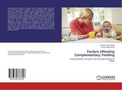 Factors affecting Complementary Feeding