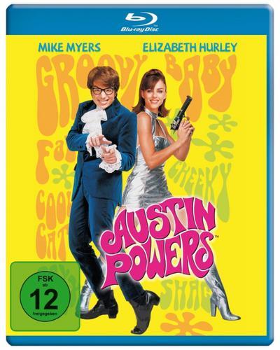 Austin Powers. Blu-ray
