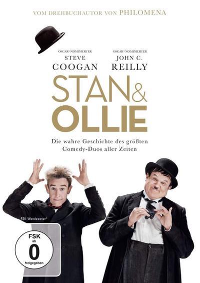 Stan & Ollie. DVD