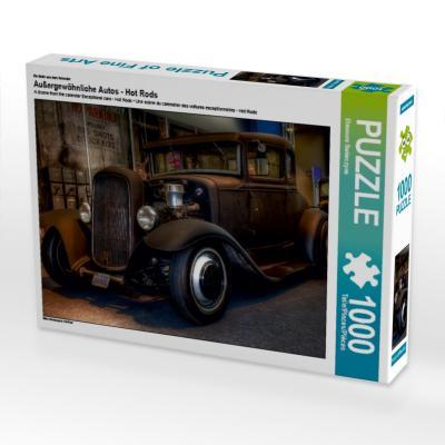 Ein Motiv aus dem Kalender Außergewöhnliche Autos - Hot Rods (Puzzle)