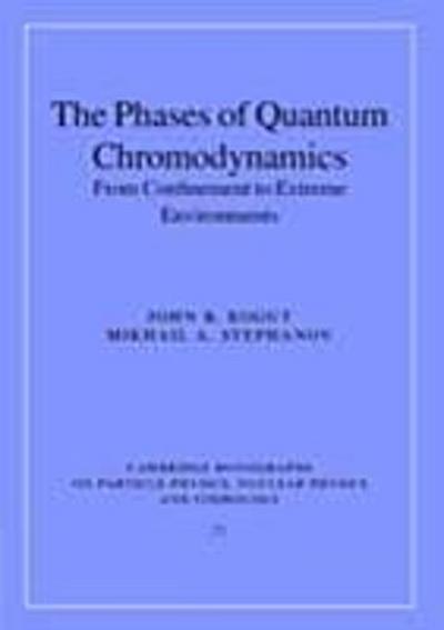 Phases of Quantum Chromodynamics