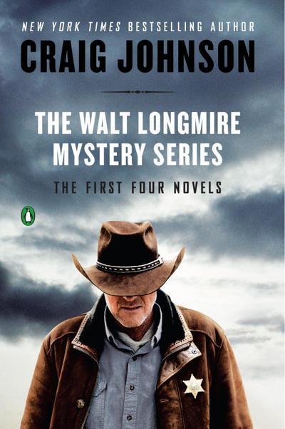 The Walt Longmire Mystery Series Boxed Set Volume 1-4