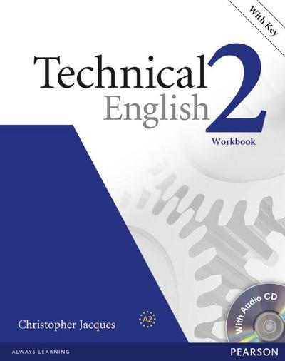 Technical English Workbook with Key and Audio-CD