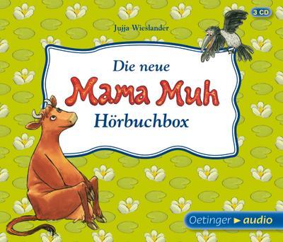 Die neue Mama-Muh-Hörbuchbox (3 CD)