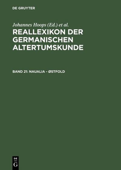 Reallexikon der Germanischen Altertumskunde 21