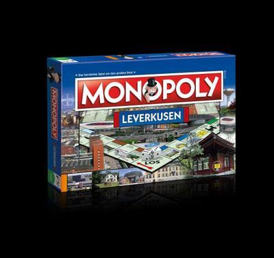 Monopoly, Stadtausgabe Leverkusen (Spiel)