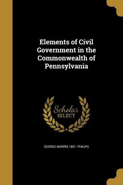 ELEMENTS OF CIVIL GOVERNMENT I