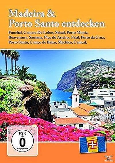 Madeira & Porto Santo entdecken