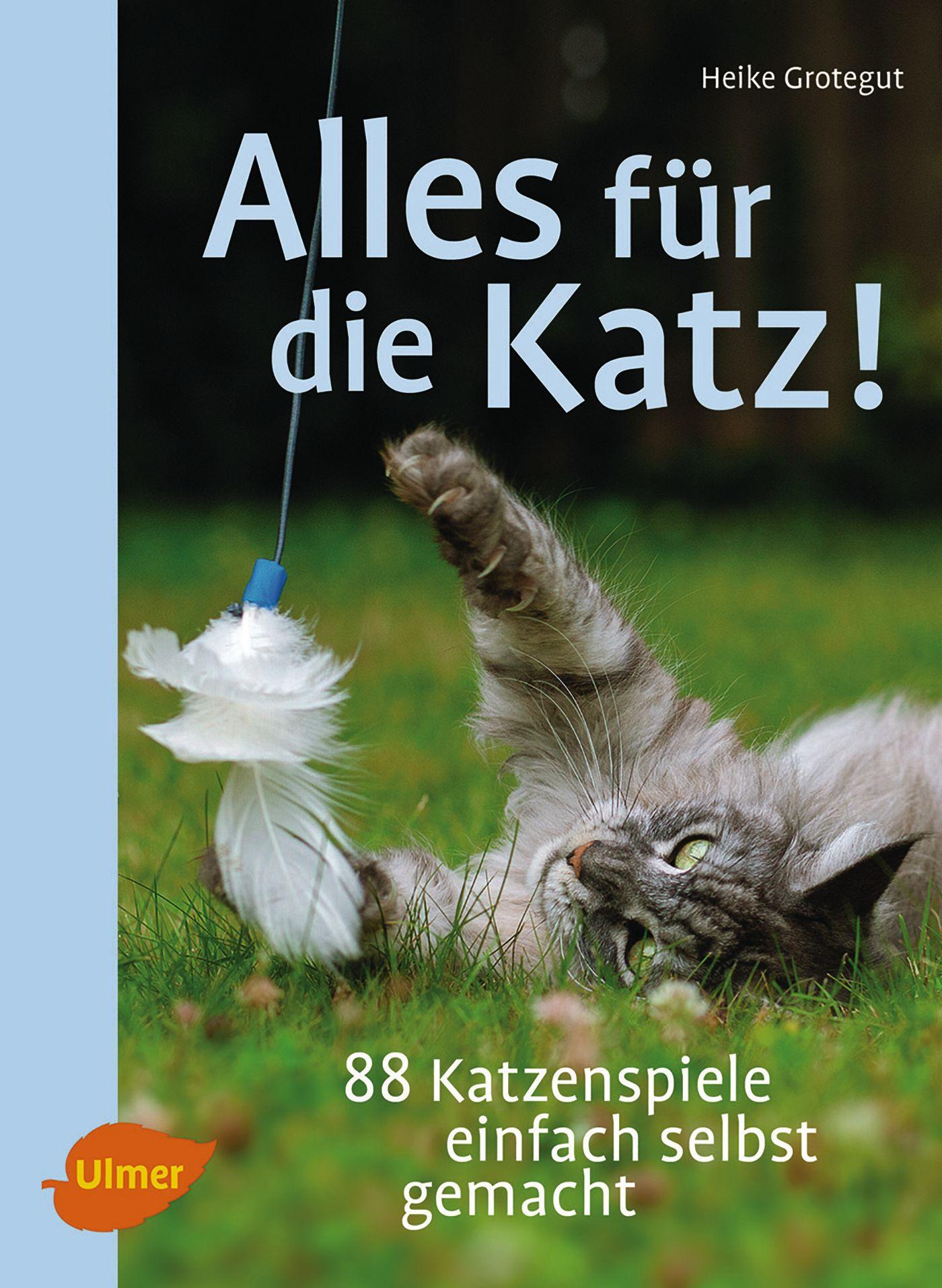 Alles für die Katz! | Heike Grotegut |  9783800103034