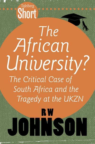 Tafelberg Short: The African University?
