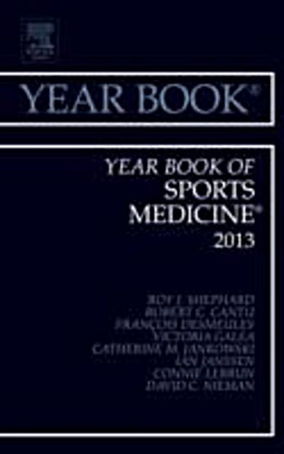 Year Book of Sports Medicine 2013, E-book