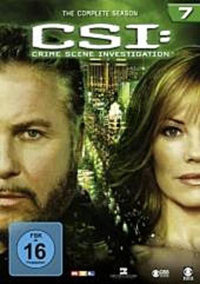 CSI: Crime Scene Investigation - Season 7