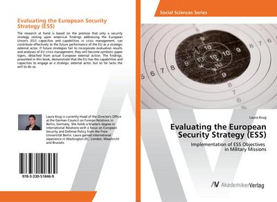 Evaluating the European Security Strategy (ESS)