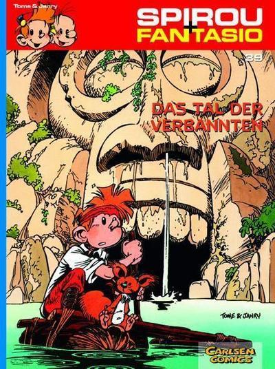 Spirou & Fantasio 39: Das Tal der Verbannten