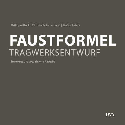 Faustformel Tragwerksentwurf