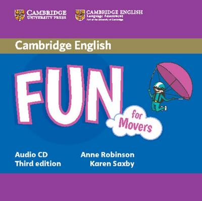 Fun for Movers. Class audio CD