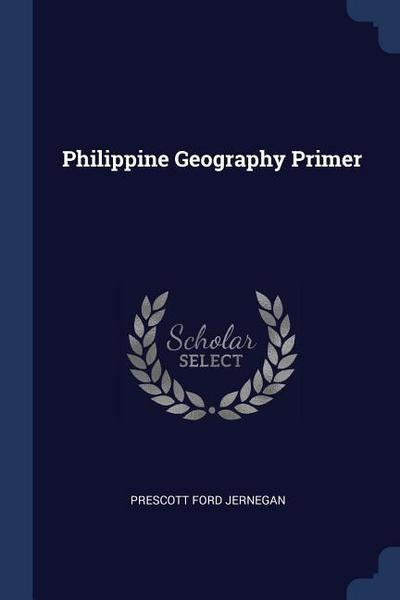 Philippine Geography Primer