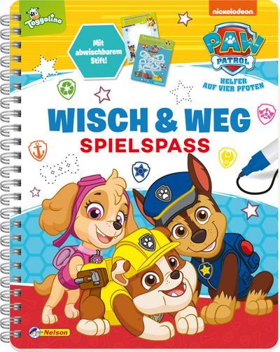 PAW Patrol: Wisch & Weg - Spielspaß