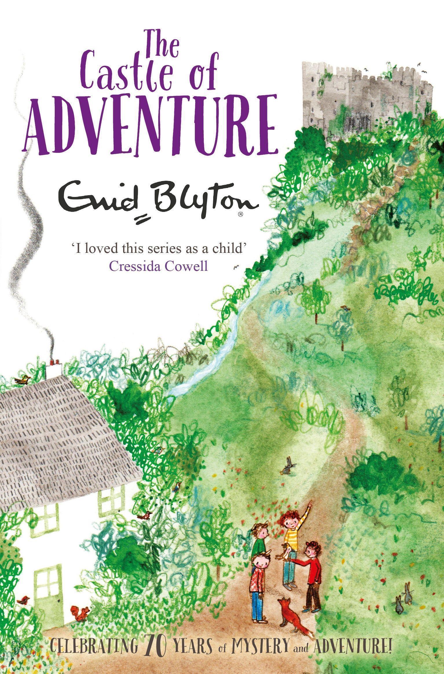 The Castle of Adventure Enid Blyton