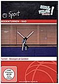 Bodenturnen - Rad, 1 DVD